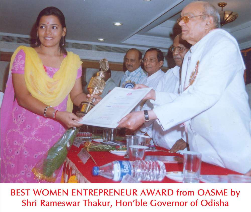 Best Women Entrepreneur Award