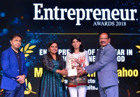 Entrepreneur of the Year Service
