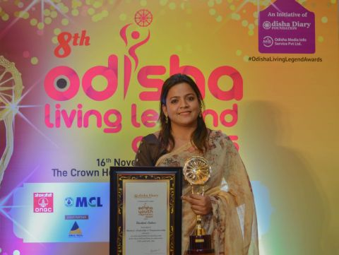 8th Odisha Living Legends Awards
