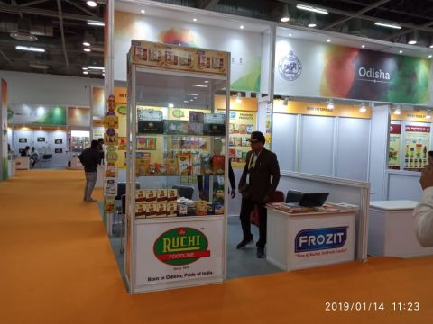 RUCHI Stall at Indus Food Delhi