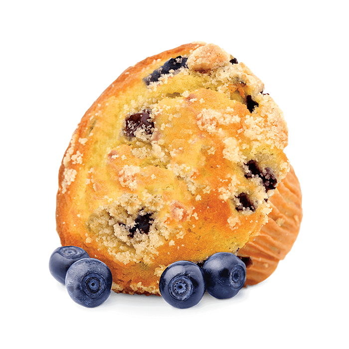FROZIT mix fruit muffin