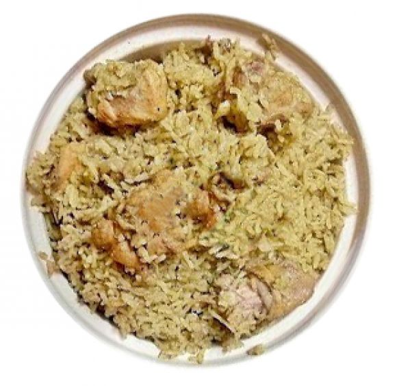 Chicken Donne Biryani