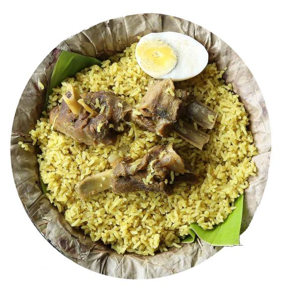 Mutton Donne Biryani